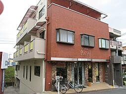 大阪府交野市私市1丁目の賃貸マンションの外観