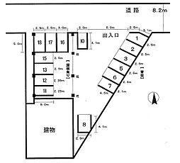 【敷金礼金0円!】第2小林モータープール