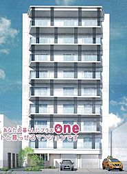 Blanc M[6階]の外観