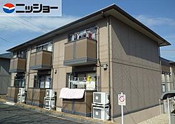 リビングタウン乙田G[1階]の外観