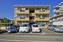 長野県長野市西和田1丁目の賃貸マンションの外観