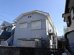 岩沢ハイム[2階]の外観