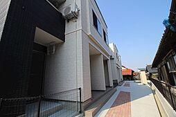 山口県下関市長府才川1の賃貸アパートの外観