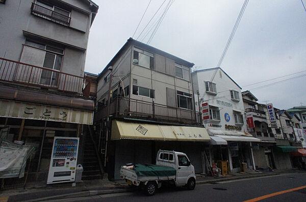 兵庫県神戸市垂水区高丸7丁目の賃貸アパートの外観