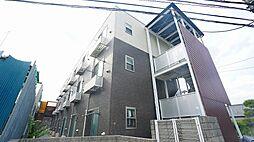 リブリ・エムール[1階]の外観