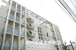 福岡県福岡市博多区上牟田1の賃貸マンションの外観