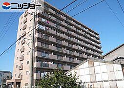 PARK COURTV[9階]の外観