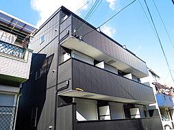 兵庫県西宮市今津久寿川町の賃貸アパートの外観