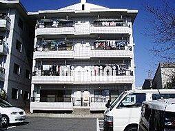 高山マンションB棟[4階]の外観