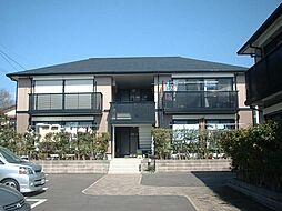 グリ−ンパルク都府楼B棟[2階]の外観