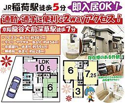 稲荷駅 1,560万円
