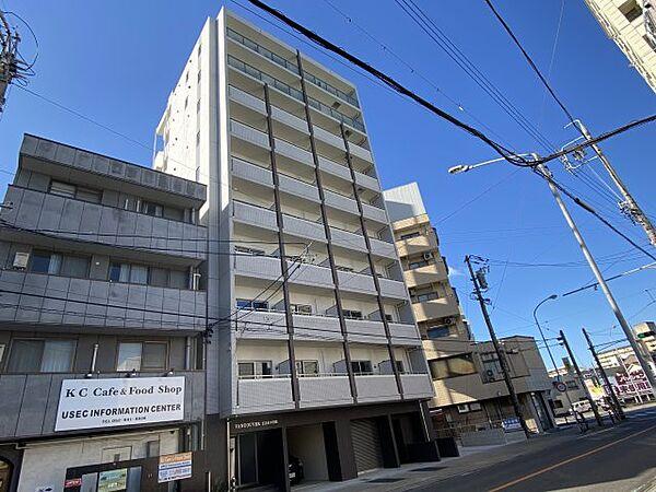 愛知県名古屋市北区山田1丁目の賃貸マンション