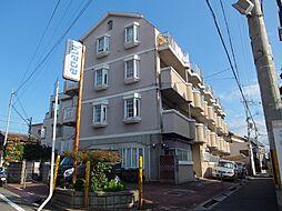 マンションパール[3階]の外観