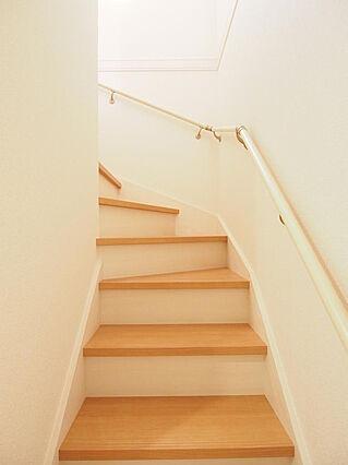 (施工例)階段...