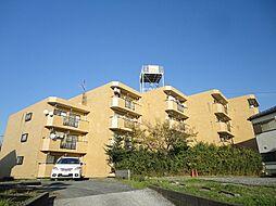 上大岡グリーンハイツB棟[2階]の外観