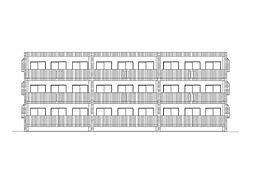 ヴィレッジサイドA[102号室]の外観