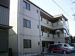 愛知県名古屋市中川区元中野町3丁目の賃貸マンションの外観