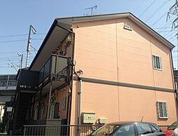 神奈川県横浜市港北区菊名7丁目の賃貸アパートの外観