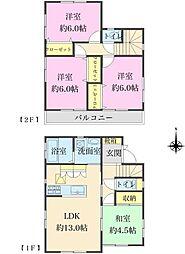 竹ノ塚駅 3,680万円
