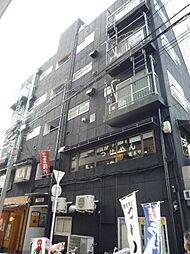 東京都新宿区馬場下町の賃貸マンションの外観