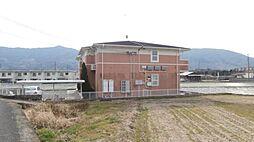和歌山県紀の川市名手市場の賃貸アパートの外観