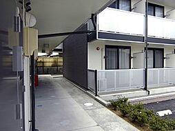 レオパレスピアチェーレ S[1階]の外観