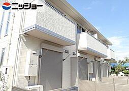 D−room wing[2階]の外観
