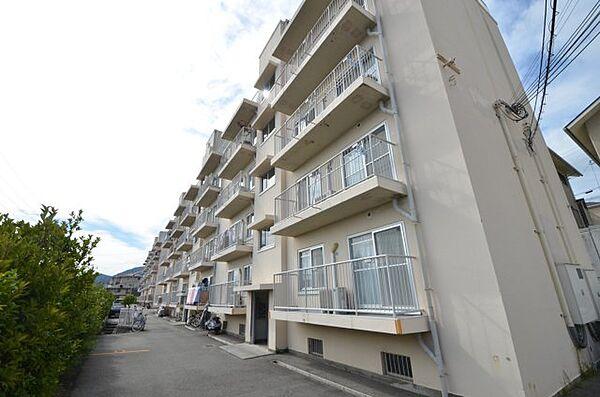 View Terrace売布2[2階]の外観