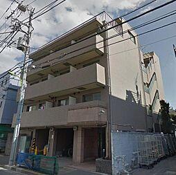 ルーブル駒沢[401号室]の外観