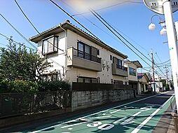 東京都国立市東4丁目の賃貸アパートの外観