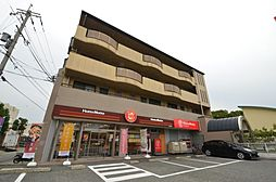 兵庫県宝塚市高司2丁目の賃貸マンションの外観