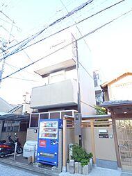 京都府京都市下京区西新屋敷下之町の賃貸マンションの外観