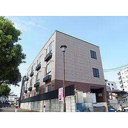埼玉県吉川市木売2丁目の賃貸アパートの外観