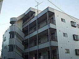 神奈川県横浜市神奈川区西寺尾1丁目の賃貸マンションの外観