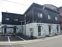 Js House[1階]の外観