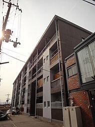 中島町マンション[3階]の外観