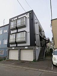 メゾンジカータ[2階]の外観