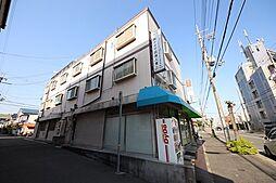 兵庫県尼崎市西立花町4丁目の賃貸マンションの外観