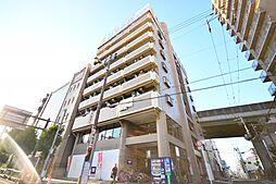グロー駒川中野[805号室]の外観