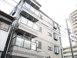 大阪府守口市藤田町3丁目の賃貸マンションの外観