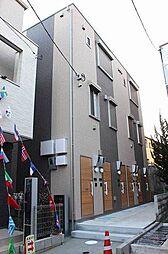 東京都足立区東和4丁目の賃貸マンションの外観