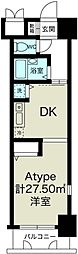 ノルデンハイム東三国[11階]の間取り