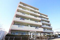 愛知県豊田市大清水町原山の賃貸マンションの外観