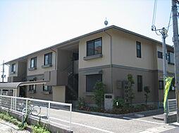 兵庫県伊丹市南鈴原1丁目の賃貸アパートの外観