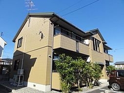 JR左沢線 東金井駅 陣場口下車 徒歩8分の賃貸アパート