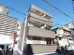Osaka Metro長堀鶴見緑地線 蒲生四丁目駅 徒歩6分の賃貸アパート