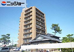 JINハイツ富田浜[5階]の外観