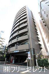 福岡県福岡市博多区堅粕5丁目の賃貸マンションの外観