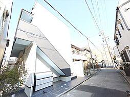 愛知県名古屋市南区三条2丁目の賃貸アパートの外観