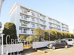 浦和白幡西住宅1号棟[5階]の外観